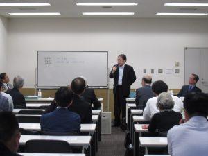 清川昭氏の講演