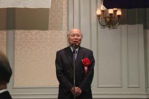 中央大学の深澤武久理事長